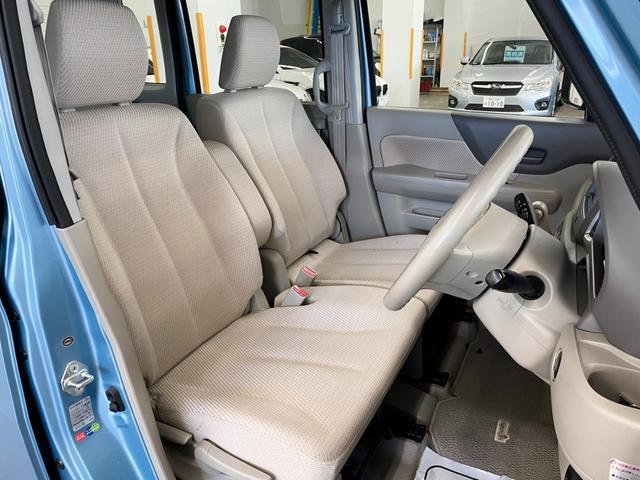 X 4WD スズキセーフティサポート搭載車 禁煙車 SDナビ フルセグTV DVD ETC シートヒーター 左側パワースライド アイドリングストップ スマートキー 横滑り防止 電動格納ミラー 保証書(16枚目)
