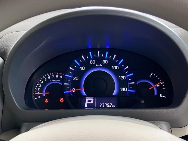 X 4WD スズキセーフティサポート搭載車 禁煙車 SDナビ フルセグTV DVD ETC シートヒーター 左側パワースライド アイドリングストップ スマートキー 横滑り防止 電動格納ミラー 保証書(22枚目)