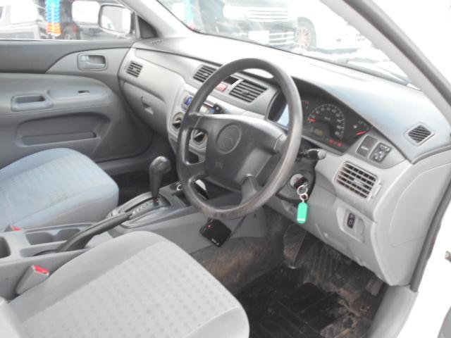 E 4WD CDコンポ パワーウィンドウ パワステ(6枚目)