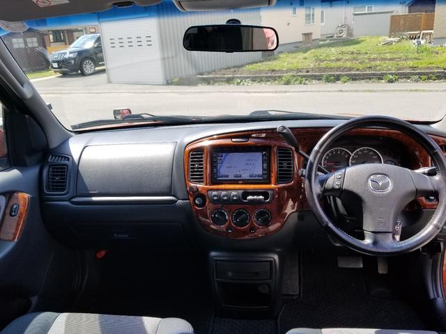 「マツダ」「トリビュート」「SUV・クロカン」「北海道」の中古車10