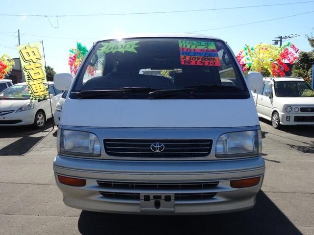 リビングサルーンEX 4WD 4ナンバー仕様(2枚目)