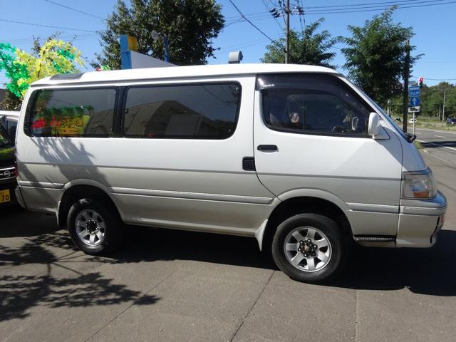 リビングサルーンEX 4WD 4ナンバー仕様(5枚目)