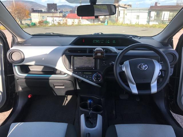 S 新規車検整備付 スマートキー パイオニアナビ(8枚目)