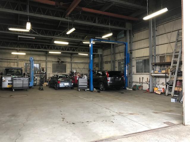 Nexus Motoring Group小樽塩谷ファクトリーオープン致しました♪敷地内には認証工場も完備しております!車検、整備等もお気軽にご相談下さい!