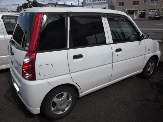 「スバル」「プレオ」「コンパクトカー」「北海道」の中古車4