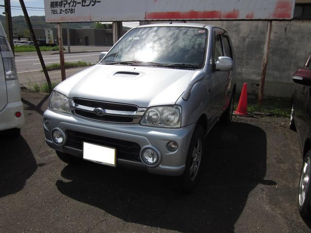 「ダイハツ」「テリオスキッド」「コンパクトカー」「北海道」の中古車2