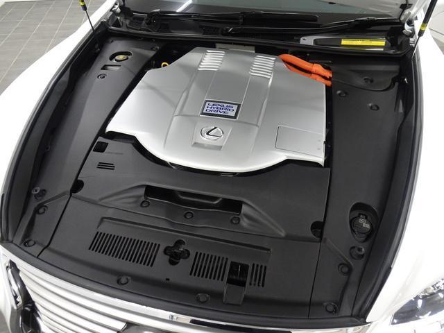 LS600h バージョンC 4WD  本革シート/サンルーフ(9枚目)
