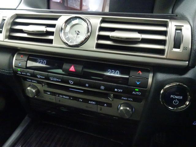 LS600h バージョンC 4WD  本革シート/サンルーフ(14枚目)