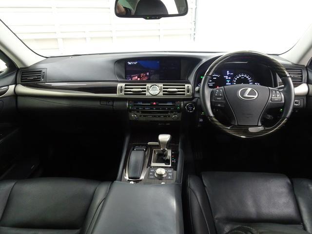 LS600h バージョンC 4WD  本革シート/サンルーフ(18枚目)