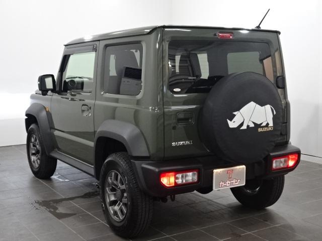 「スズキ」「ジムニーシエラ」「SUV・クロカン」「北海道」の中古車3