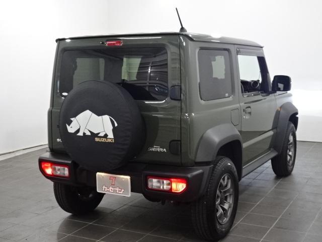 「スズキ」「ジムニーシエラ」「SUV・クロカン」「北海道」の中古車4