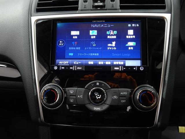 2.0GTアイサイト 4WD/社外ナビ/TV/エンジンスターター付き/冬タイヤ付き(8枚目)
