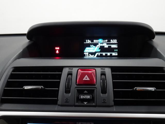 2.0GTアイサイト 4WD/社外ナビ/TV/エンジンスターター付き/冬タイヤ付き(14枚目)