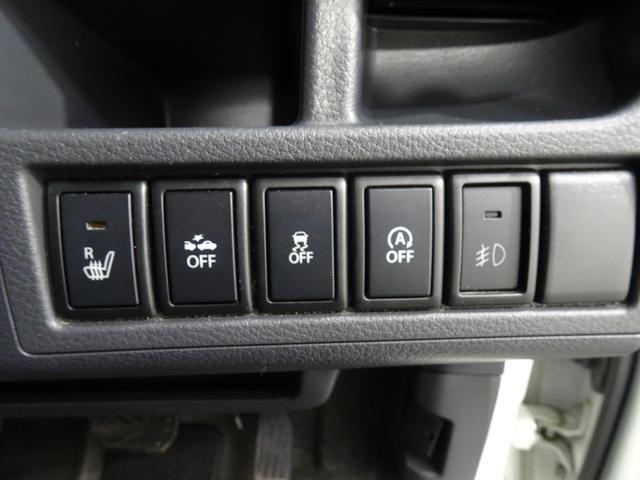 X FF車 社外オーディオ 横滑り防止 シートヒーター(11枚目)