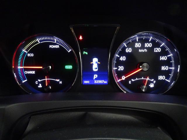 アスリートS Four 4WD 純正18W新品夏タイヤ付き(11枚目)