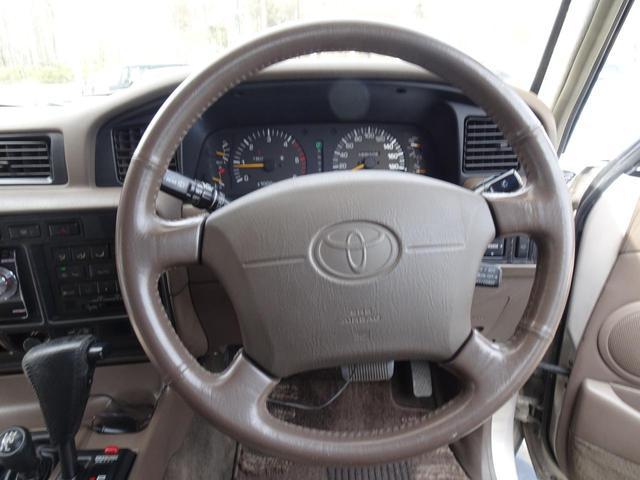 VXリミテッド 4WD ワンオーナー マッドタイヤ(10枚目)