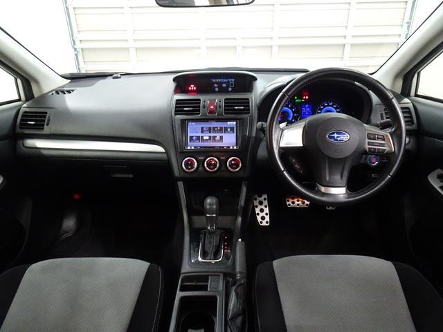2.0i-L  4WD  社外ナビ/ETC/横滑り防止付き(9枚目)