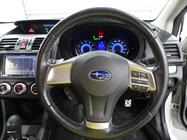 2.0i-L  4WD  社外ナビ/ETC/横滑り防止付き(10枚目)