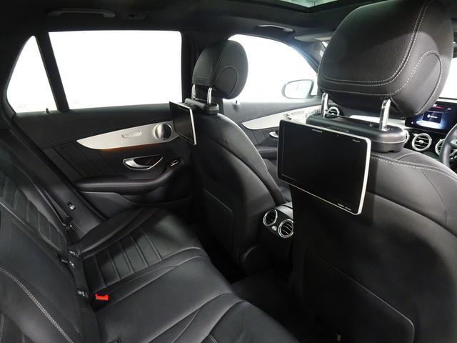 GLC250 4マチック 4WD/黒皮シート(14枚目)