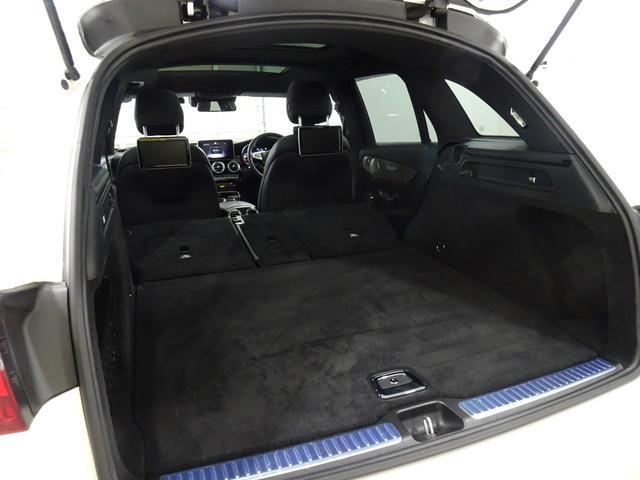 GLC250 4マチック 4WD/黒皮シート(16枚目)