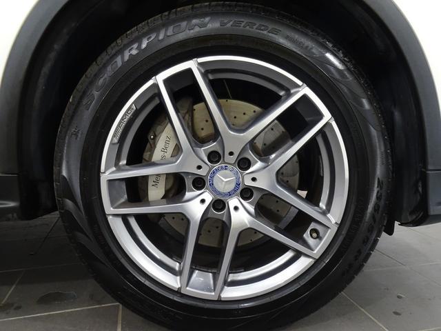 GLC250 4マチック 4WD/黒皮シート(18枚目)