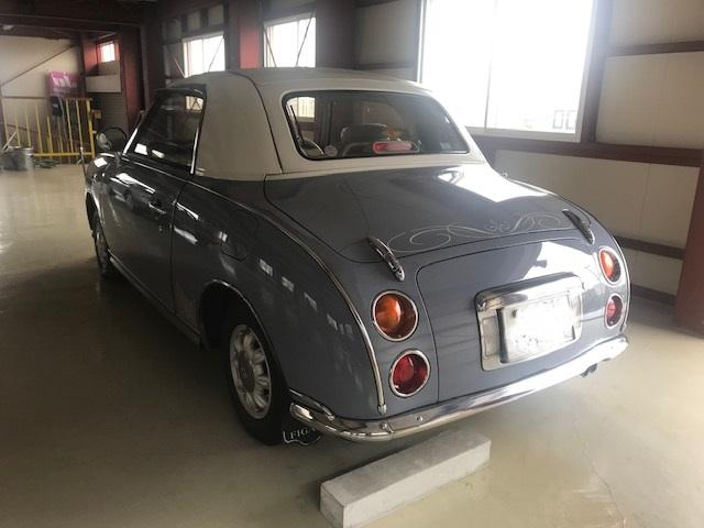 「日産」「フィガロ」「クーペ」「北海道」の中古車5