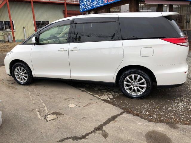 X4WD純正ナビワンセグスタットレスタイヤ付革調シートカバー(8枚目)