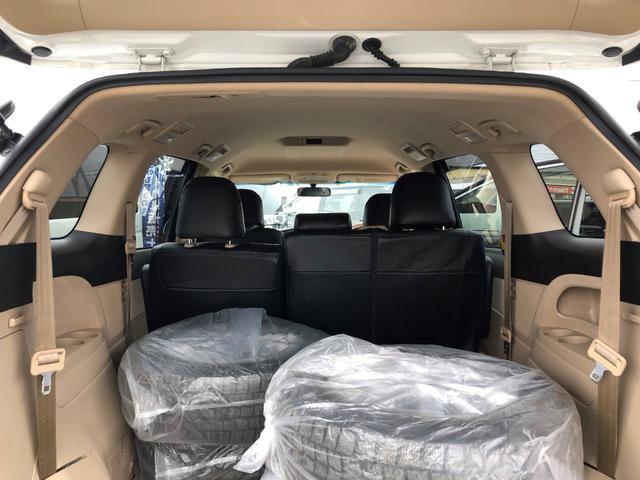 X4WD純正ナビワンセグスタットレスタイヤ付革調シートカバー(12枚目)