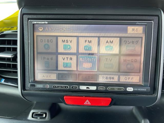 G・Aパッケージ4WDHDDナビフルセグスタットレスタイヤ付(20枚目)