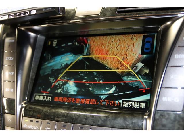 LS600hL後席セパレートPKG本州仕入x社外4連マフラー(19枚目)