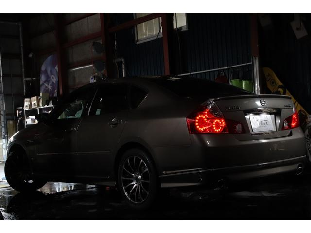 350GT FOUR4WDxフルエアロxリアスポx4灯HID(4枚目)