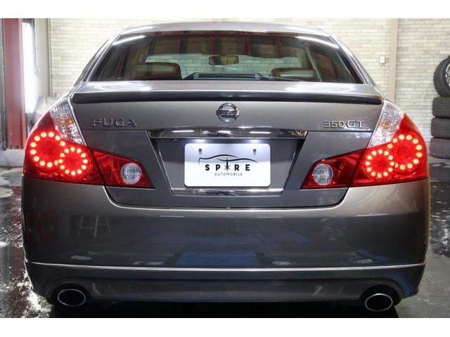 350GT FOUR4WDxフルエアロxリアスポx4灯HID(8枚目)