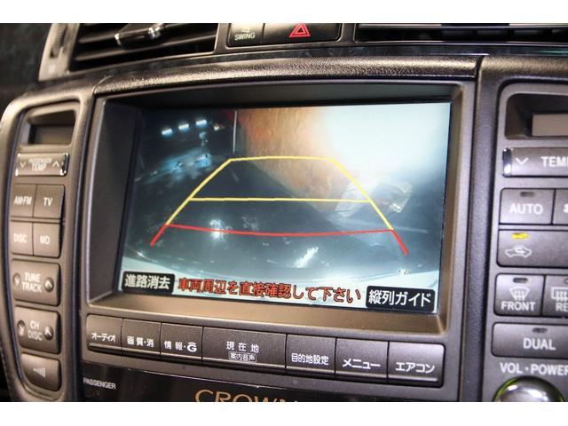 アスリートi-Four4WDx黒革xローダウンx4灯HID(20枚目)