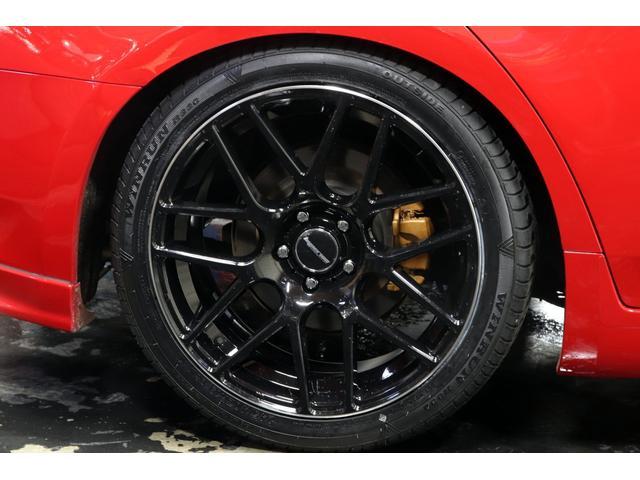 250GTFOURx新品限定カラー19AWxエンドレス車高調(12枚目)