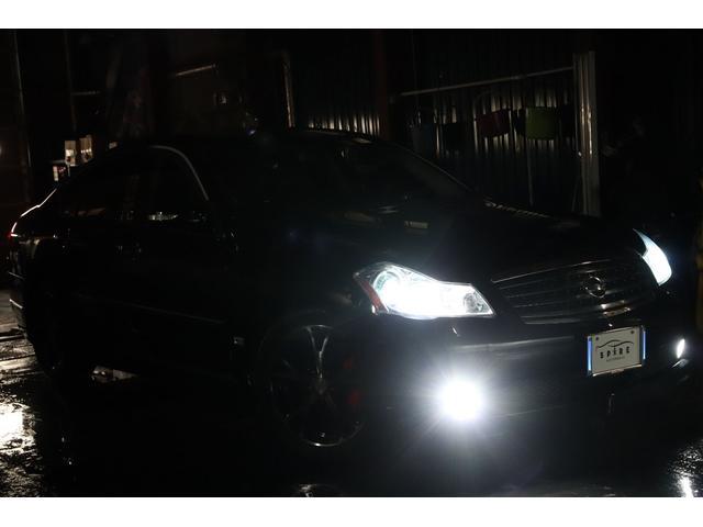 350GTFOUR4WDx車高調x18AWx社外4連マフラー(3枚目)