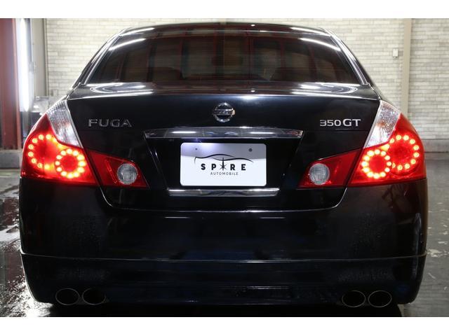 350GTFOUR4WDx車高調x18AWx社外4連マフラー(8枚目)