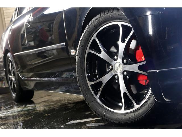 350GTFOUR4WDx車高調x18AWx社外4連マフラー(12枚目)