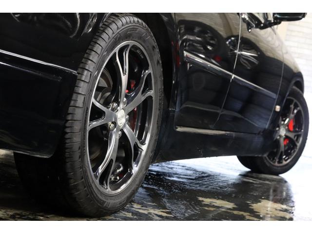 350GTFOUR4WDx車高調x18AWx社外4連マフラー(13枚目)