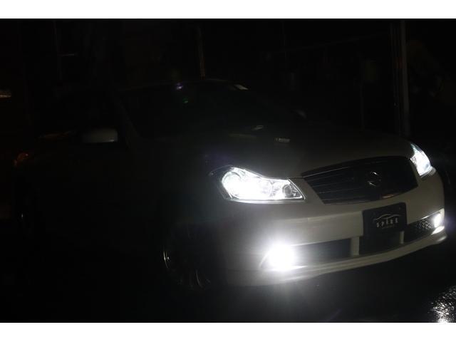 350GTFOUR4WDx4灯キセノンxエアロxクリアテール(3枚目)