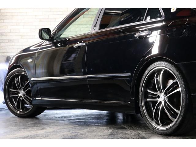 アスリートi-Four4WDx後期x本州仕入x車高調xエアロ 禁煙車 HDDナビ バックカメラ ETC スマートキー タイミングチェーン マフラーカッター ウェルカムランプ パワーシート プラズマクラスター クルーズコントロール ドアバイザー ミラーヒーター(80枚目)