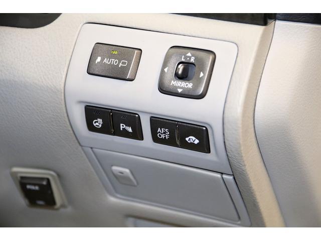 LS600h Iパッケージ4WDx本革xカールソン21AW タイミングチェーン HDDナビ CD ミュージックサーバー バックモニター ETC スマートキー エアシート&ヒーター ステアリングヒーター リアスモーク ドアバイザー ミラーヒーター オールペン(74枚目)