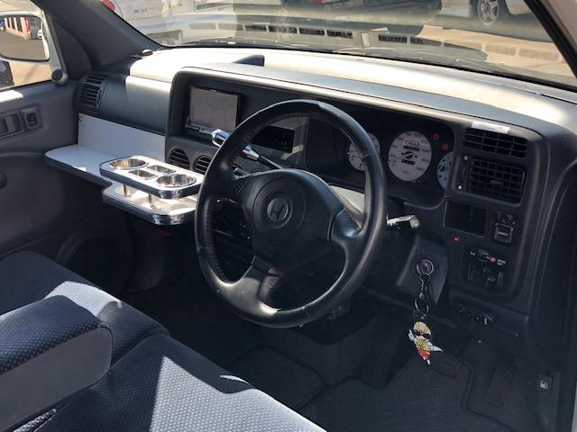 ローダウン 本州車18インチ S2000ステアリング 車高調(9枚目)