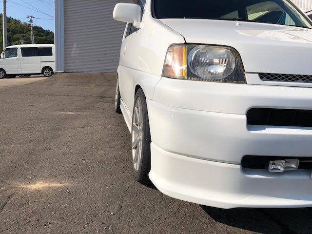 ローダウン 本州車18インチ S2000ステアリング 車高調(17枚目)