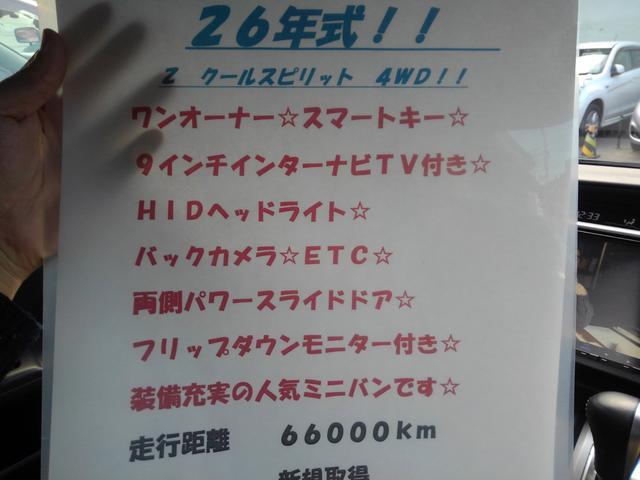 Z クールスピリット 9インチナビ専用17インチAW(18枚目)