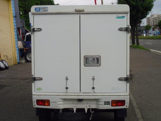 パネルバン 中温冷凍車 -7℃(3枚目)