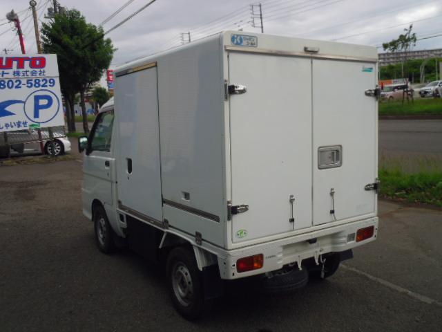 パネルバン 中温冷凍車 -7℃(9枚目)