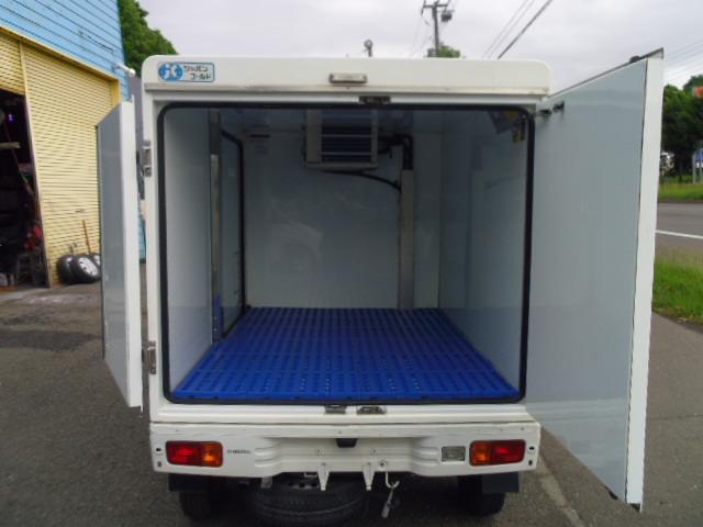 パネルバン 中温冷凍車 -7℃(11枚目)