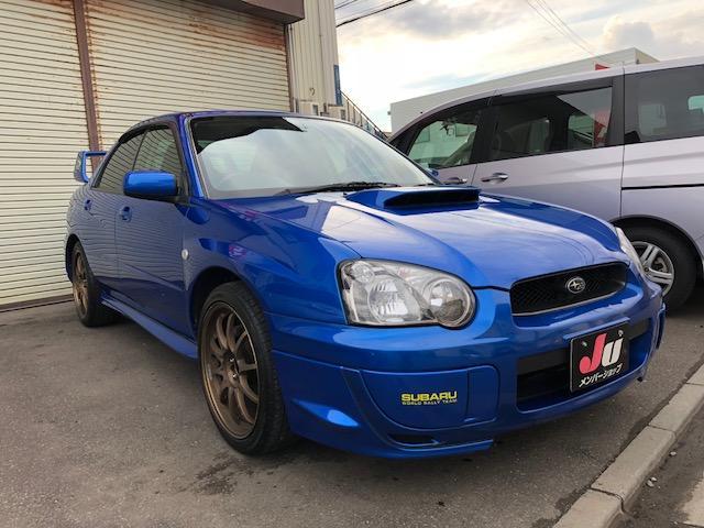 WRX 2003 Vリミテッド4WD(2枚目)