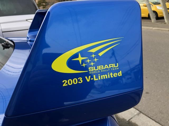 WRX 2003 Vリミテッド4WD(11枚目)