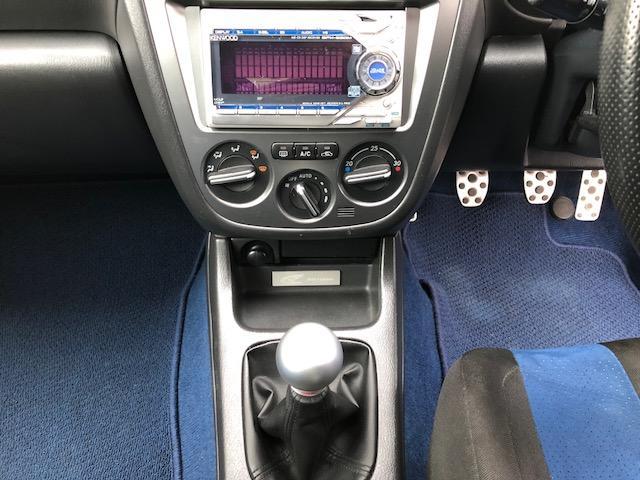 WRX 2003 Vリミテッド4WD(15枚目)